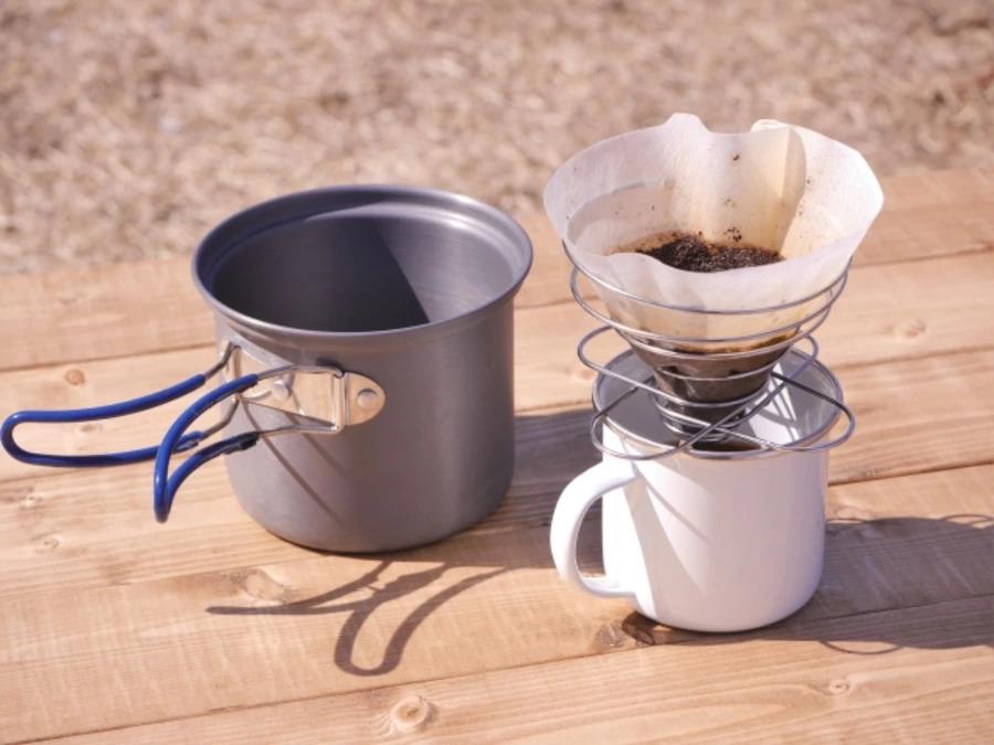キャンプにおすすめのコーヒードリッパー8選!本格的な味わいを満喫