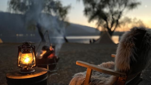 薪の代わりにオガライトがおすすめ!焚き火やバーベキューに便利